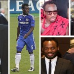 Who is Michael Essien wife? Name, age and photos