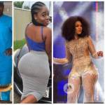Here Are 5 Ghanaian Celebrities Who Undergoes Obengfo's Butts And B00bs Enlargement
