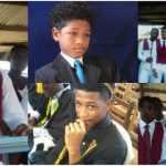 See 15+Photos: Actor Rahim Banda Elected School Prefect And SRC President For Ghana National College