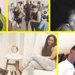13 moments of Sarkodie and Tracy that Prove Tracy is just the Perfect match for Sark (Photos)