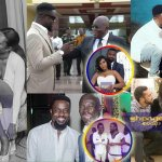 Sarkodie is finally marrying Tracy and these are top personalities to expect at Sarkodie and Tracy Sarkcess wedding