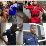 How Afia Schwarzenegger, Yvonne Nelson, Berla Mundi, Archipalago & other celebrities reacted to the policeman who beat up a woman with her baby