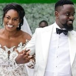 A gorgeous mother-in-law for the 'Highest' rapper – How Tracy's mom stole the show at her wedding