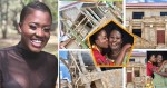 See Photos Of The Luxurious House, Actress Fella Makafui Is Building For Her Mum (Wow)
