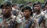 Nigeria Military Women to go on strike Over Lack Of Men To Make Them Pregnant