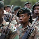 South African Men Are Afraid To Propose To Us – Military Women Cry Out