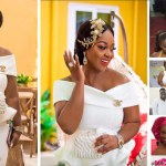Photo of Jackie Appiah with her ex-husband in good times pops up on the internet