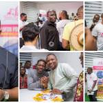 Nana Appiah Mensah Share More Photos From The Official Launch Of Zylofon Properties