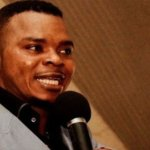 Bishop Obinim publicly gives out lotto numbers to collapse NLA. (SEE ALL NUMBERS)