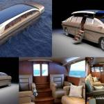 This $20 Million Dollar Limousine Can Move On Land & On Water