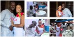 First photos+Video as Chris Attoh Marries Betty Jennifer, 10 Months After Divorcing Damilola