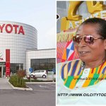 Toyota to construct an Engineering Centre at the University of Ghana