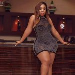 Pant-less Moesha with no-bra shakes her backside In A Video