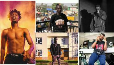 most featured Ghanaian Artistes in 2018