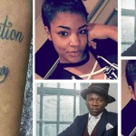 Crazy Stonebwoy Fan Shows Off #BhimNation Tattoo In Hohoe [Photos]
