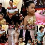 6-year-old twins get married in a lavish Buddhist ceremony because their parents believe 'they were lovers in past lives'