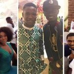 Celebrities Who Were Present At Stonebwoy And Dr. Louisa Wedding