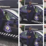 See 'Ghana's Most Beautiful' Female Police Officer