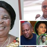 Mahama has many girlfriends – Akua Donkor