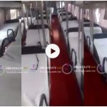 New commercial buses furnished with beds hit Accra-Kumasi route