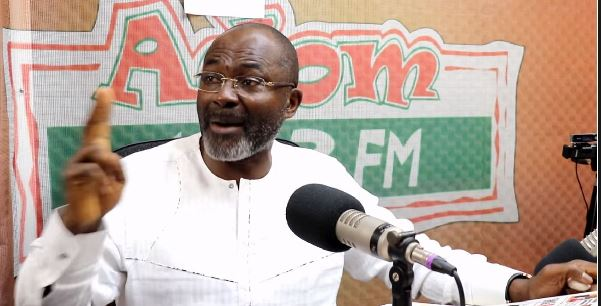 Kennedy Agyapong Rescinds Decision To Quit Politics
