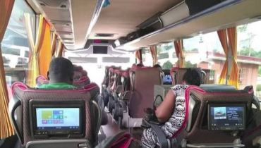Man shares his experience after using new STC Buses with free WiFi & TV