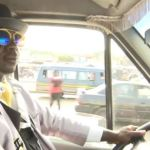 Video: Meet The Ghanaian Trotro Mate Who Goes To Work In A Suit & Tie