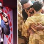 Nigerian Singer Flavour Opens School For The Blind In Liberia [VIDEO]