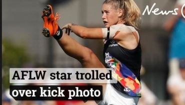 Photo Of The Day!! Anything Wrong With This Female Footballer Pix-Shot?