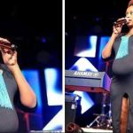 Pregnant Female Pastor Blasted Over Her Dress In Church