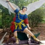 Racist Catholic Statue Causes Anger In Ghana