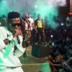 Video: Shatta Wale Walks Off Stage As Fight Breaks Out Among Fans At Legon Hall Artiste Night