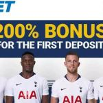 1xBet is now the official betting partner of Tottenham Hotspur in Africa