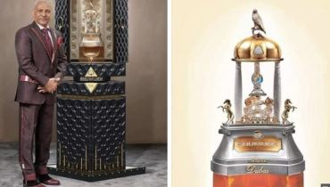 World's Most Expensive Perfume that Costs $1.295 Million Unveiled in Dubai