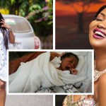 Nana Ama McBrown sparks delivery rumours with latest photo
