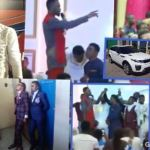 Rev. Obofour Shames Obinim By Dashing his Carless Son a Range Rover Evoque, Plot of Land and 5000ghc