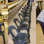 Zimbabwean Prophet 'anoints' chairs to be occupied by people who can afford a $500 fee
