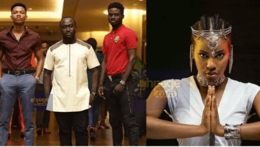 Mzvee Is Not In A State To Do Music Professionally - Richie Mensah Reveals