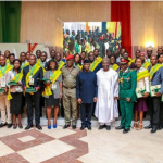 Breaking News: PresidentBuhari Offers Employment, Scholarships To 168 Ex-Corps Members