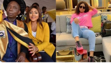WOW: Regina Daniels Is 4 Month Pregnant For Her Billionaire Husband [PHOTOS]