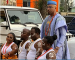 Black Magic: Scary Photo Of Pretty Mike With Four Dwarfs Carrying Sacrifice Breaks The Internet