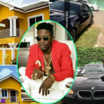 Video: Shatta Wale Flaunts His Expensive Uncompleted Big Mansion In Kumasi