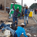XENOPHOBIC ATTACKS!! 2 Nigerians STABBED To DEATH In South Africa