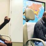"""""""I'm unable to write & move my right hand like before after suffering from Stroke"""" – Junior Agogo shares painful story"""