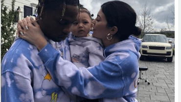 Checkout Photos And Heartwarming Message From Kylie Jenner To Her Boo