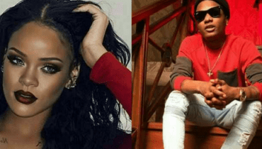 Checkout Video Of Rihanna Vibing To Wizkid's Song