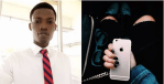 Checkout What A Landlord Did To Nigerian Man Who Uses His Rent Money To Buy iphone For Girlfriend