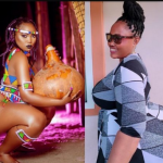 WOW: Curvy Tanzanian model Celebrates Her Endowed Mom On Mother's Day With Adorable And Lovely Photos…. Checkout