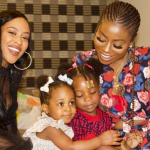 Davido Celebrates The Special Women In His Life And Chioma Is Missing… Checkout Photos