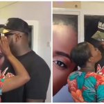 Medikal and Fella Makafui locked lips in new video, pregnancy rumours continues